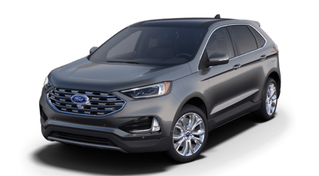 Used 2020 Ford Edge in Willmar, MN